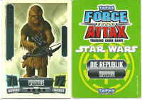 "Star Wars Force Attax  Limitierte Auflage 235  ""WOOKIEE"""