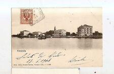 bella cartolina ANTICA DI VENEZIA SPEDITA NEL 1904