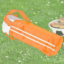 Cool Bolso Picnic Playa Bebidas Aislado Bolsa 2l Botellas Refrigerador Naranja