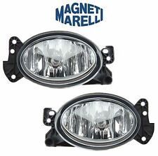For Mercedes R230 W164 W204 W211 W463 Pair Set of Front Left & Right Fog Lights