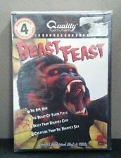 Beast Feast New    (DVD)    BRAND NEW