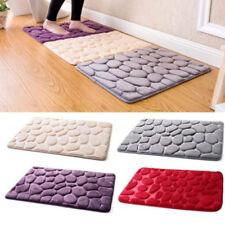 antideslizante Guijarro Toalla Baño alfombra almohadilla de espuma Felpudo ducha