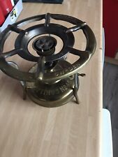 OPTIMUS CAMPING STOVE no 45 paraffin (BRASS)