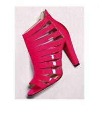 NEW Womens Victorias Secret Catalog Colin Stuart Strappy Heel Sandal Size 9