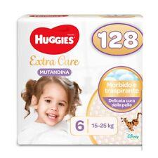 Huggies Pannolini Extra Care Mutandina Taglia 6 Maxi Confezione da 128 Pannolini