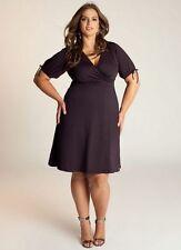 Igigi Dress Plus Size 4X 26 28 Mini Polka Dots Makenna Style