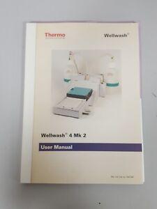 Thermo Scientific WellWash 4 MK2 Microplate Washer User Manual Lab