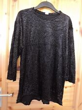 NICKI Pullover - Oversize Shirt - Vintage - Second Hand - Bel Dona - Gr. 38