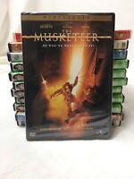 The Musketeer DVD - Catherine Deneuve NEW SEALED!