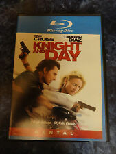 Knight And Day (Blu-ray Disc, 2010) Featuring Tom Cruise & Cameron Diaz