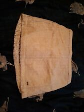 Hollister Ladies Lace Over Mini Skirt Size S
