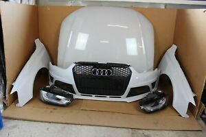 Audi RS4 8K B8 Facelift 4,2L FSI V8 450PS Frontpaket Front Motorhaube Stoßstange