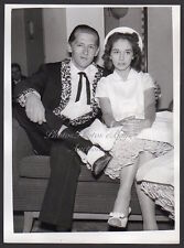 JERRY LEE LEWIS 13 year old wife 1958 ORIG PHOTO rock & roll singer songwriter