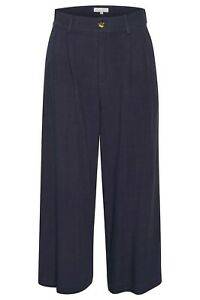 Part Two ReannaPW Blue Graphite Pants 40/ UK 14 with With Tags