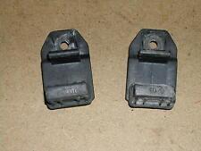 BMW 528ise,E39,Auto1997,Pair radiator mountings