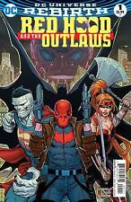 RED HOOD AND THE OUTLAWS #1 DC COMICS 2016
