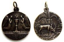 Medaglia Congresso Eucaristico Diocesano Milanese Varese 1936 (L. Curti Dis. – S