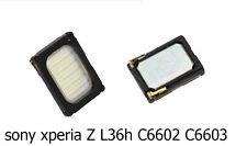 haut-parleur interne sonnerie buzer d'origine SONY XPERIA Z L36h C6602 C6603