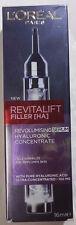 LOREAL REVITALIFT FILLER HA - FILLS WRINKLES AND REPAIRS SKIN - NEW - RRP $49.95
