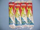 Eagle Balsa Wood Glider Plane - 4 Planes