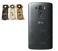 New Camera LENS FRAME COVER + BUTTONS Replacement  LG G3 D850, D855, LS990