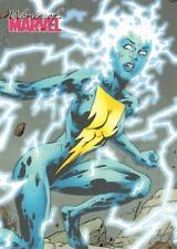 JOLT / Women of Marvel 2008 BASE Trading Card #28