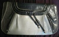 Nine West Fold Over Clutch Good Condition