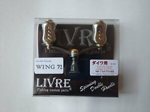LIVRE Wing 72 Fino knob for Daiwa From Japan