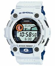 Casio G-Shock Mens G-7900A-7ER White Resin Strap Watch suitable for Water Sports
