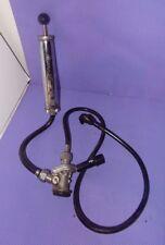 Perlick MK-l  Beer Tap Keg Chrome Pump Hoses & Spigot