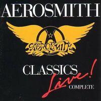 Aerosmith - Classics Live Complete (NEW CD)