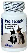 ProHepatic Liver Support - Cats & Small Dogs, 30 Tablets