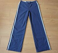 Next Authentic Est 1982 Ladies Vintage Track Suit Bottom Trouser Size UK 8 EU 36