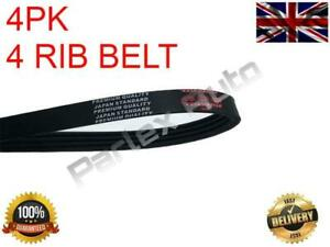 Alternator Rib Multi V Drive Belt Fit Mitsubishi Delica L200 300 400 (MD337658)