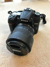 Nikon D7000 DSLR Camera, 18-105 lens, Travel Bag, 2x Sandisk Extreme 95MB/s SD