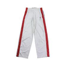 Vintage Nike NBA Authentics Detroit Pistons Team Issued On Court Pants White 3XL