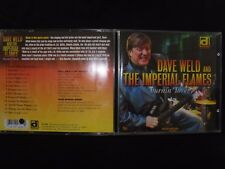 CD DAVE WELD AND THE IMPERIIAL FLAMES / BURNIN' LOVE /