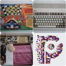Commodore Amiga 600 Wild Weird & Wicked Pack testé et de travail