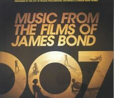 Music From The Films Of James Bond (Soundtrack)
