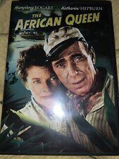 New listing The African Queen (Dvd, 1951) Humphrey Bogart Katherine Hepburn Very Good