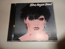 Cd   Nina Hagen Band  – Nina Hagen Band