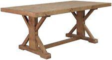 Daytona Reclaimed Pine Furniture Monastery Dining Table