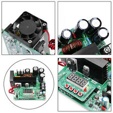 LED Digital 10V-120V Step-up Power Module Boost Converter H6X6 With Auto Switch