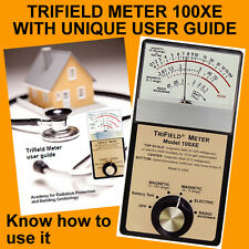 NEW Trifield EMF Gauss Meter TF2 !!! The 100XE Legend renewed - Oz Seller