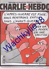Charlie Hebdo n°86 du 16/02/1994 Avant-guerre Wolinski Croatie Tignous