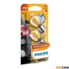 PHILIPS P21W Vision 12V senalización Bombilla Set 12498B2