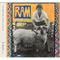 PAUL MCCARTNEY /LINDA  MCCARTNEY,- RAM (SPECIAL EDITION) 2 CD NEW+