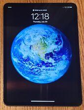 Apple iPad Pro, 1TB, Wi-Fi + LTE (Verizon), 11 inch - Space Grey, Excellent Cond