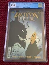 Dark Nights Death Metal #4-CGC 9.8-NM-1st Print-Scott Snyder-Greg Capullo-DC