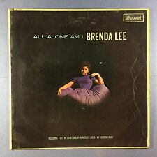 Brenda Lee - All Alone Am I - Brunswick LAT-8530 Ex Condition